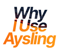 Why I Use Aysling: Director of Marketing